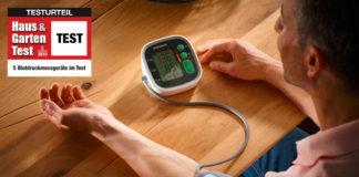 Blutdruckmessgeraete Test 2019