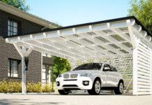 Mit Photovoltaik auf Carport und Terrassendach Strom für das Elektroauto selbst produzieren und unabhängiger vom Energieversorger werden