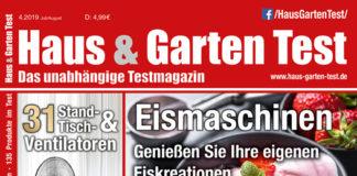 Haus & Garten Test 4/2019