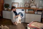 Die SteamCure-Funktion von Beco ermöglicht es den neuen Waschmaschinen und Waschtrocknern der SteamCure-Serie auch hartnäckige Flecken schonend zu enfernen