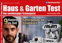 Haus & Garten Test 5/2019