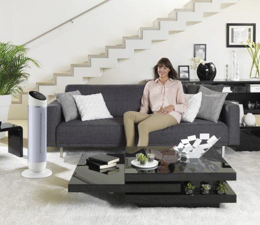 Sorgt für Abkühlung: der Silent Comfort 3 in 1 von Rowenta