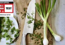 Küchenmesser Test 2019