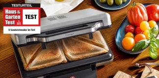 Sandwichmaker test 2019