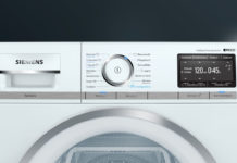 Der Siemens iQ800 Trockner für die smarte Wäschepflege ist zudem umweltfreundlich