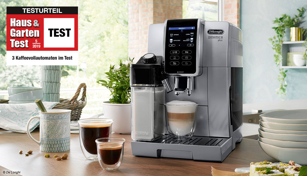 Kaffeevollautomaten-test-2019
