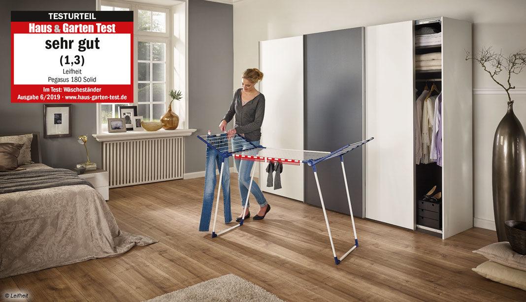 Leifheit Wäscheständer Test 2019