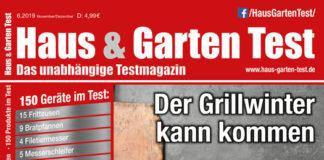 Haus & Garten Test 6/2019