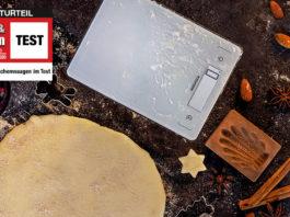 Küchenwaagen Test 2019