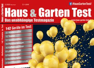 Haus & Garten Test 2/2020