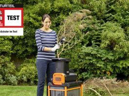 Gartenhäcksler Test 2020