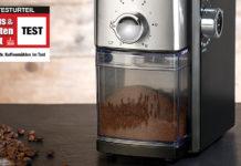Kaffeemühlen Test 2020
