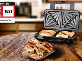 Sandwichmaker Test 2020