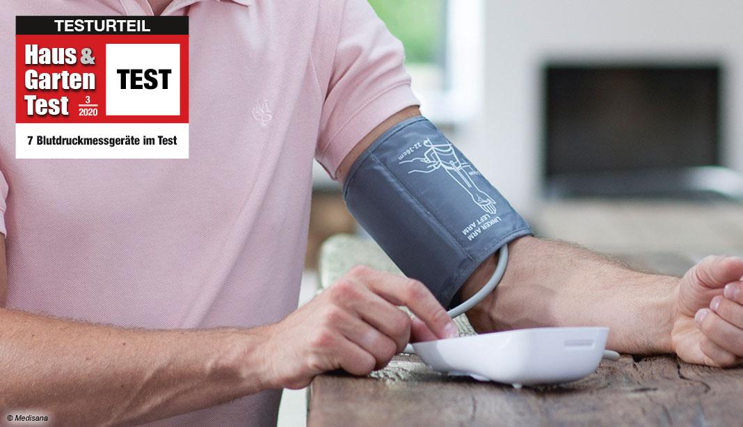 Blutdruckmessgeräte Im Test 2021