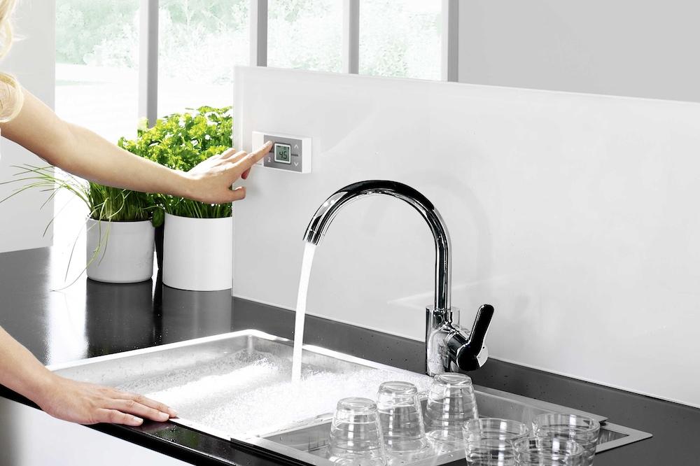 Durchlauferhitzer Effiziente Warmwasserbereitung Senkt Nebenkosten
