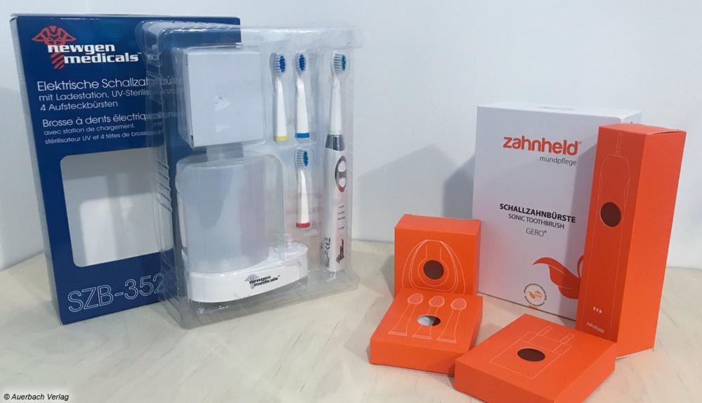 Lobenswert ist das Verpackungskonzept von Zahnheld: kein Plastik, alles Karton. Da können alle andere noch lernen