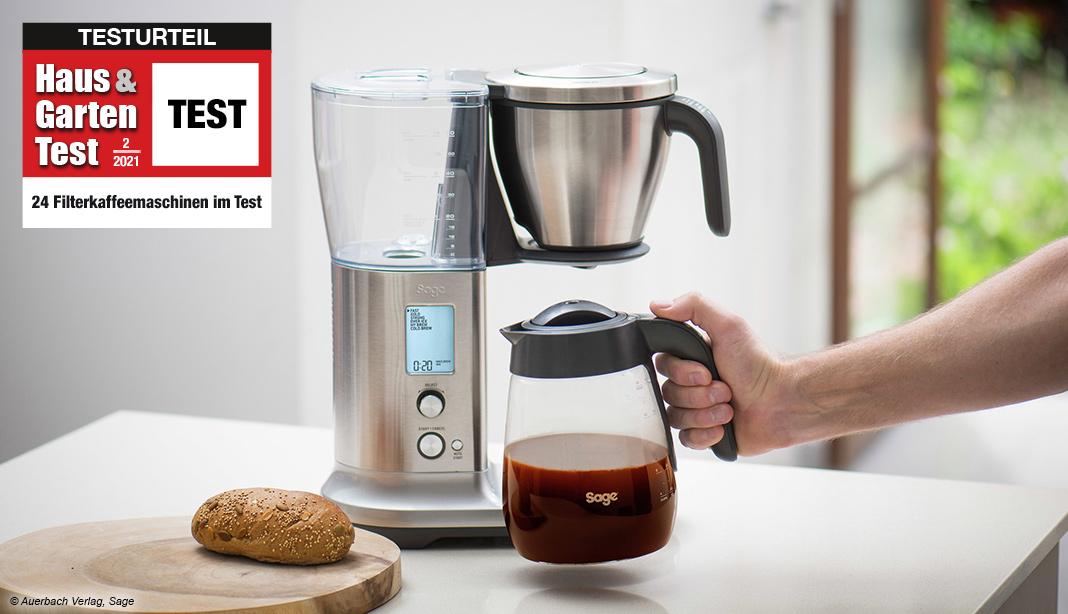 Test Kaffeemaschinen 2021