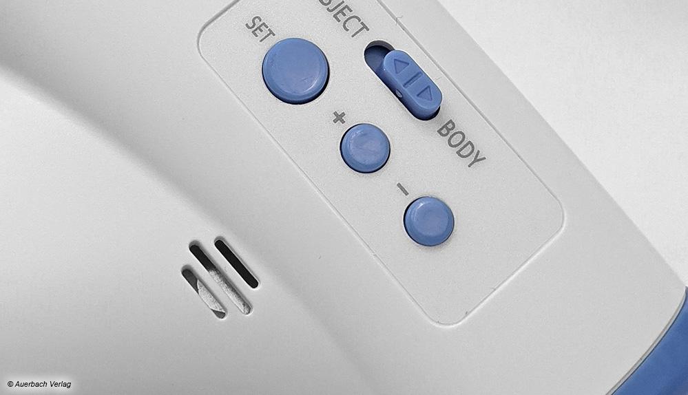 Mit klassischen Tasten erreichen einige Hersteller zielsicher den gewünschten Effekt: Funktionen lassen sich direkt erreichen