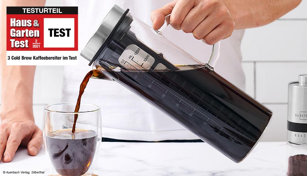 Test Kaffeebereiter Cold Brew