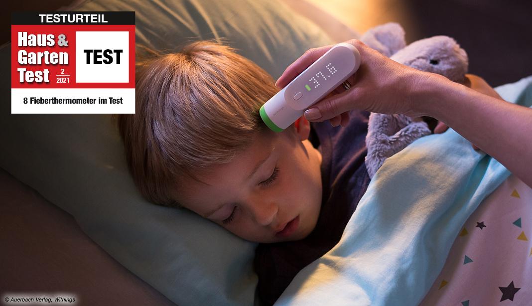Test Fieberthermometer