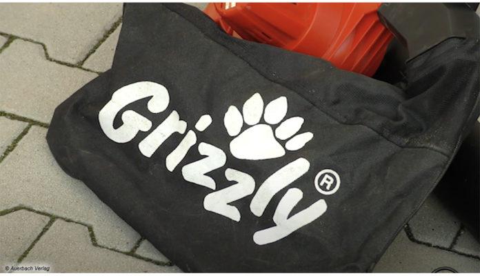 Laubsauger und -bläser Grizzly ALS 4025