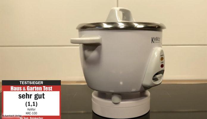 KeMar Reiskocher KRC-100