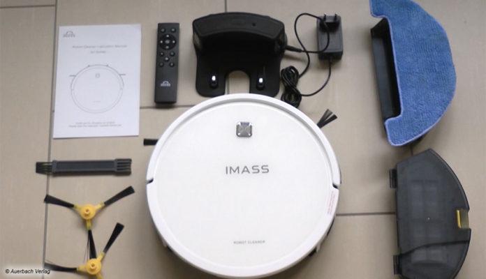 Saugroboter Imass Smart A3 Prime Clean