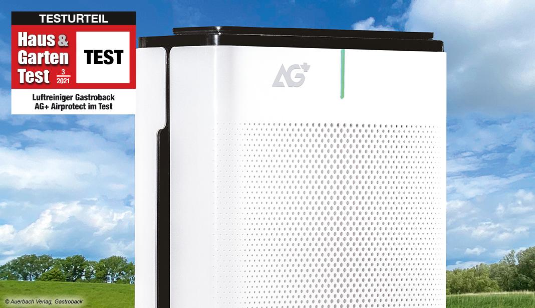 Test Gastroback AG Airprotect Startbild
