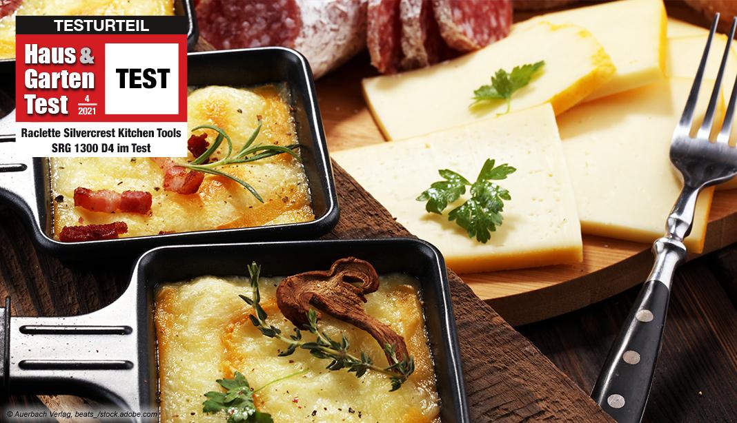 Test Raclette Silvercrest