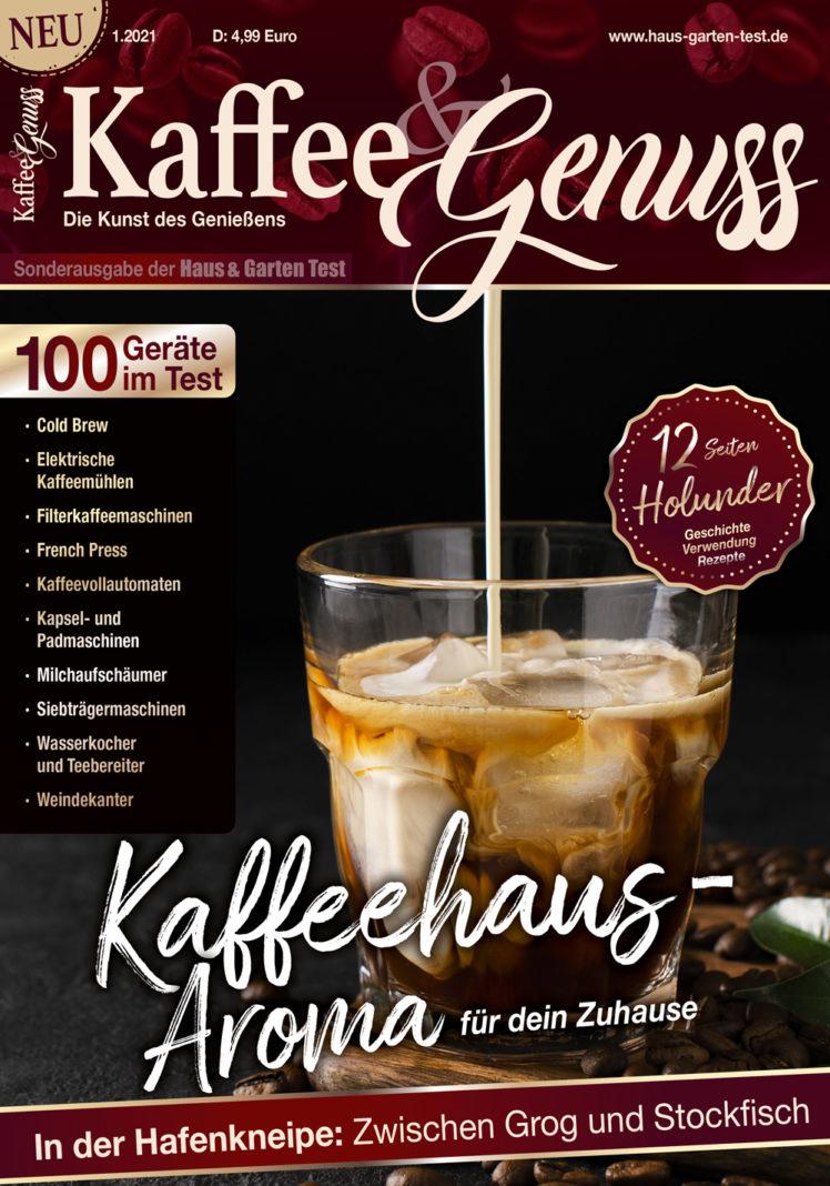KAFFEE & GENUSS 1/2021