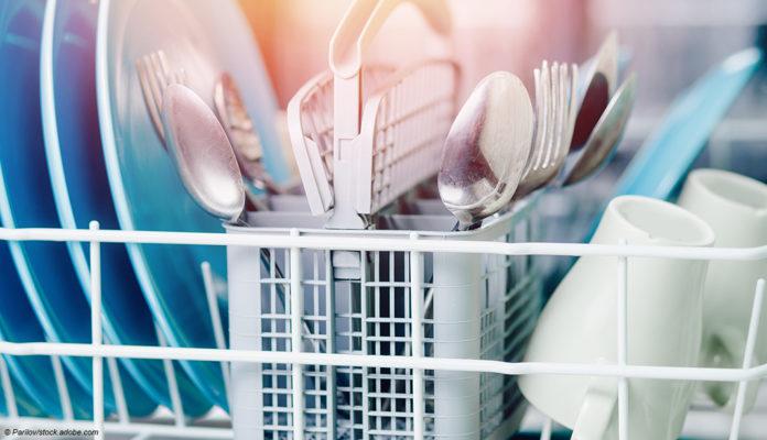 Spülmaschine Geschirr
