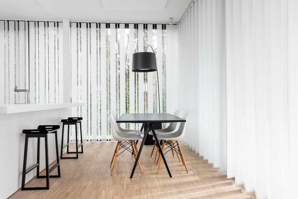 Haus Garten Test Stilvoller Sichtschutz Fur Grosse Fenster