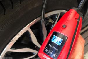 Dunlop Mini-Akku-Kompressor Test 2019